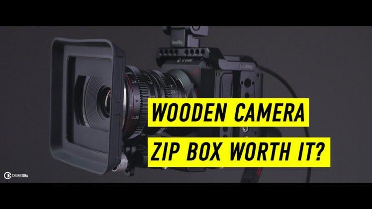Wooden Camera Zip Box 4×4 Matte Box worth it?