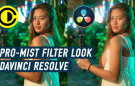 Pro-Mist Filter Look Davinici Resolve Tutorial