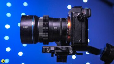 Sirui 50mm f1.8 1.33x Anamorphic  Lens review