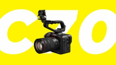 Canon C70 a camera we have been waiting for 5 years!