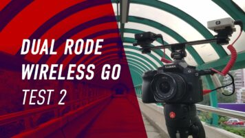 Dual Rode Wireless Go Test 2