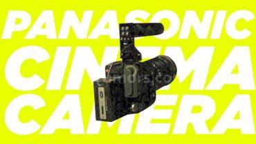 Panasonic New Cinema Camera 2020