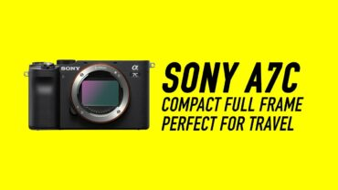 Sony A7C a compact Full Frame Camera Preview