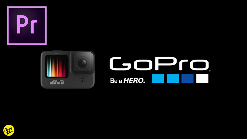 gopro hero 9 black intro premiere pro