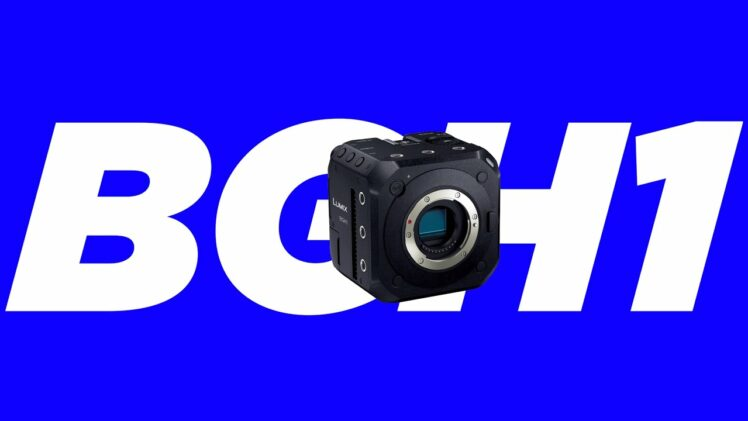 Panasonic DC-BGH1 images and specs