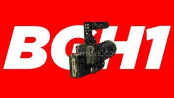 Panasonic DC-BGH1 specs