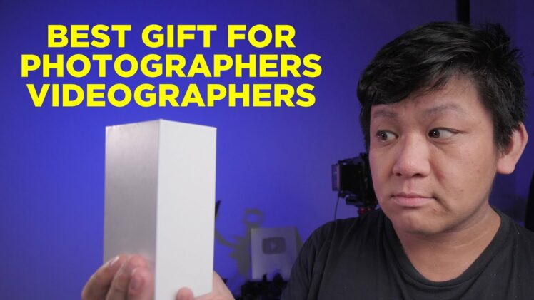 Best Gift for Photographers / Videographers / Vloggers / Youtubers 2020