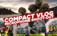 Compact Vlog Microphone Shout-Out with Boya BY-MM1 / Deity D4 Duo / Rode Videomicro / Godox VD-MIC