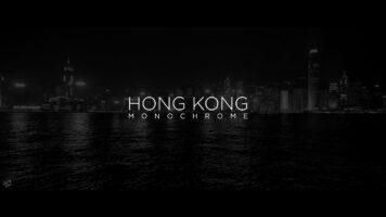 Hong Kong Monochrome